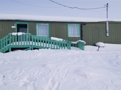 Pond Inlet – House 102